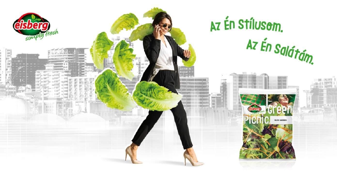 Eisberg Az én stílusom, az én salátám