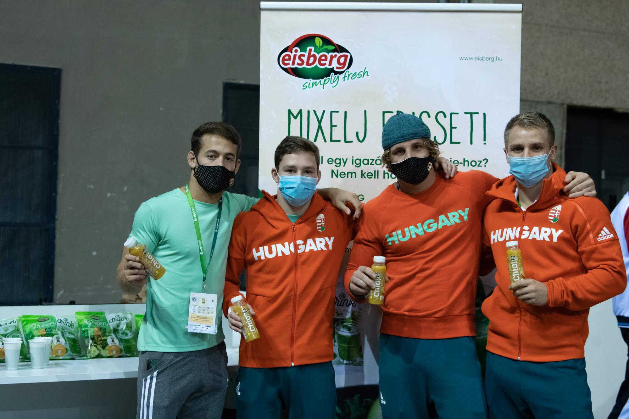 Judo Grand Slam Budapesten
